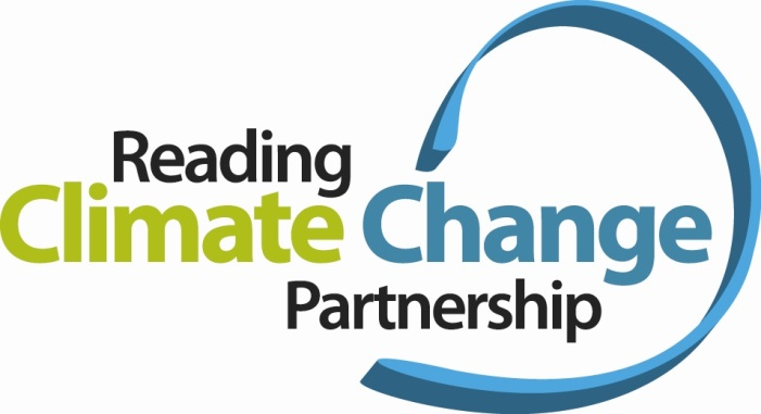 Readign Climate Change Partnership logo
